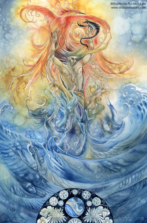 Shadowscapes - The Art of Stephanie Law